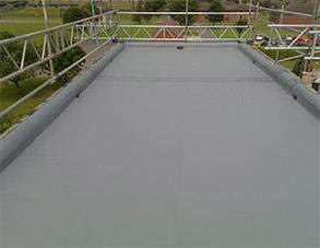 Belzona 3111 (Flexible Membrane) used to protect building roof