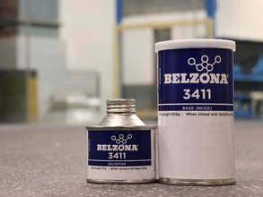 Belzona 3411 (Encapsulating Membrane) packaging